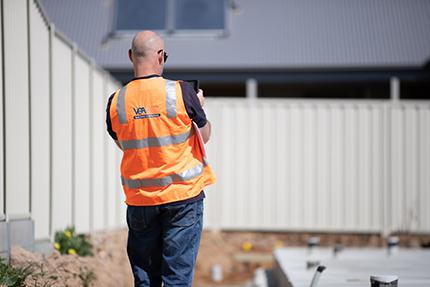 VBA building inspector