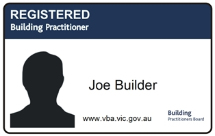 VBA ID card