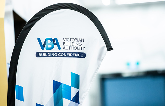 VBA banner
