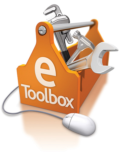 eToolbox logo - click to go to the eToolbox online tool