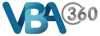 VBA360 logo - click to go to the VBA360 online tool